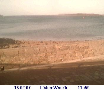 Landeda webcam - Port of L'Aber-Wrac'h webcam, Bretagne, Finistere